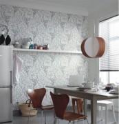Якими шпалерами поклеїти кухню?